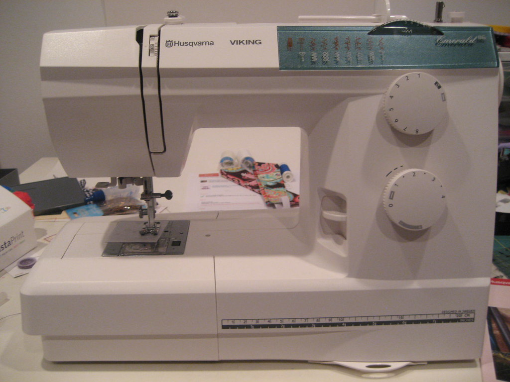 husqvarna sewing machine cabinets