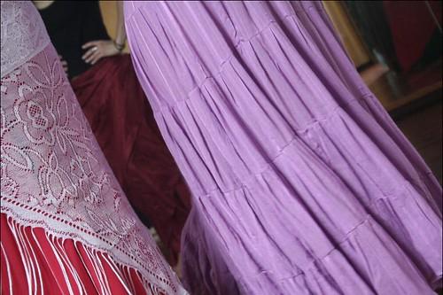 Stage Danza Gypsy Duende - Carolina Fonseca a Khatawat
