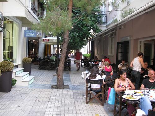 Kolonaki pedestrian street 01