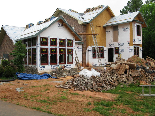 New roofing and windows - Flickr - Photo Sharing!