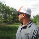 Tournament Director Tom Hamilton