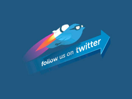 Follow us on Twitter - Open Atrium