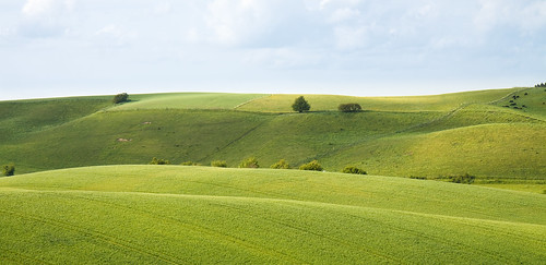 Brorfelde landscape