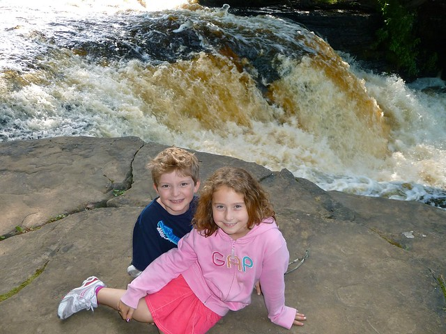 Tahquamenon Falls again