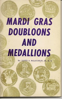 McLaughlin, Mardi Gras Doubloons and Medallions