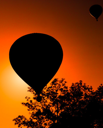 morning sun silhouette nikon bravo colorado balloon hotairballoon d300 impressedbeauty 2009coloradoballoonclassic