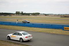 BMW M3 et Porsche Cayman S