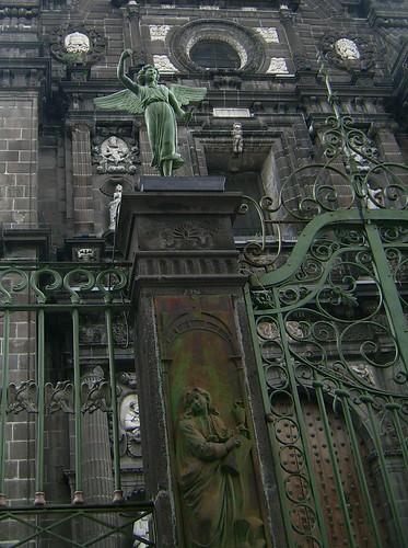 catedral de puebla, mexico