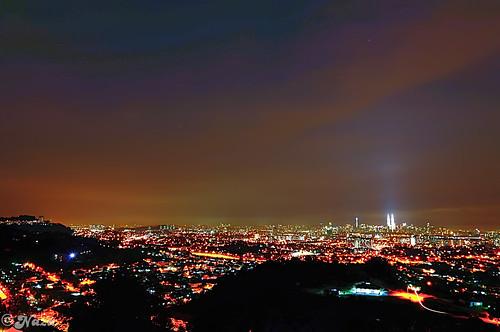 city light night pollution malaysia kualalumpur ampang flickraward goldstaraward nikonflickrawardgold