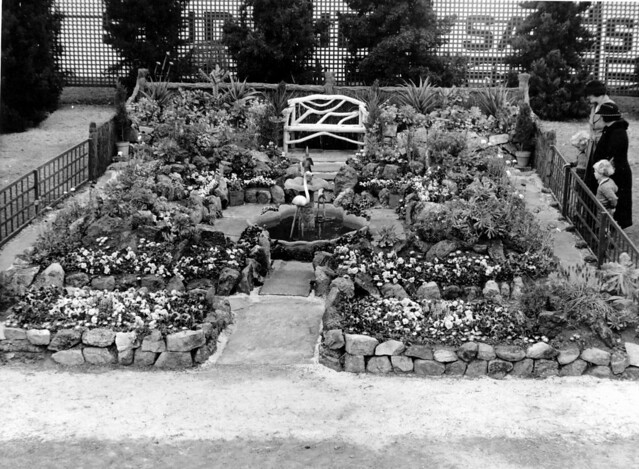 Exhibition Displays Adelaide : Garden exhibit at the royal adelaide show flickr photo