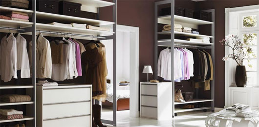 Diy Home Decor Turn A Spare Bedroom Into The Closet Of