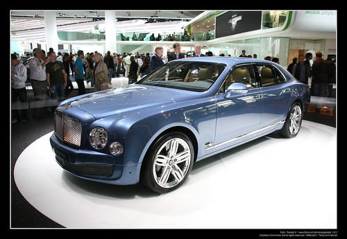 samochody używane  2009 Bentley Mulsanne 4007142509 150d60d777
