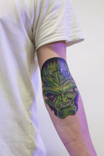 Antoine - Best Of Day Contest / Contestant #11 - Tattoo Art Fest (210) - 18-20Sep09, Paris (France)