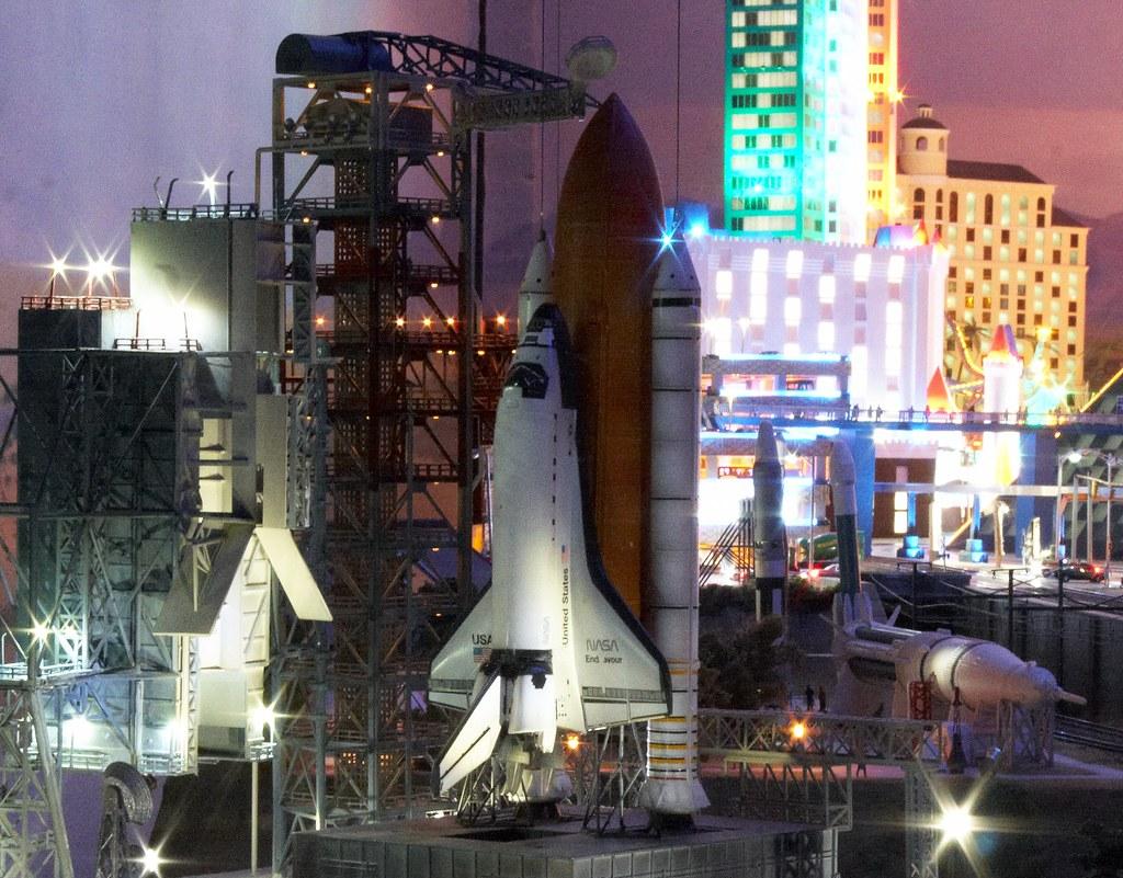 Model Space Shuttle by Andrey Belenko, on Flickr
