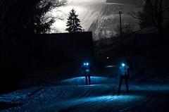 Noční stopu na Valaššsku vyhráli Holiš a Tvarůžková