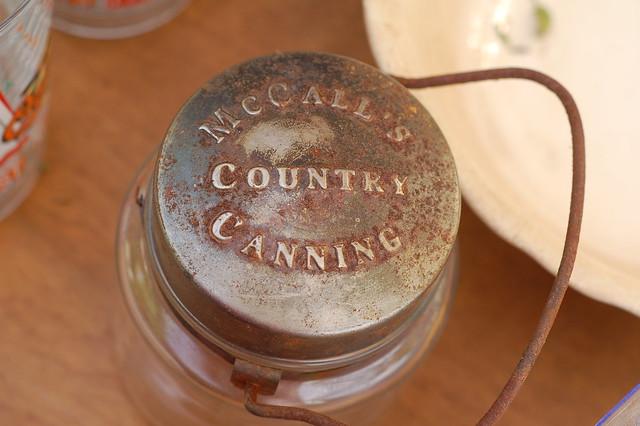 canning jars