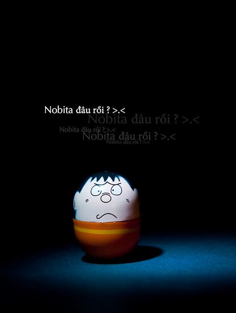 where is Nobita ?