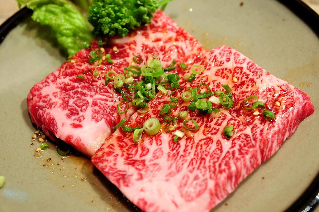 秘苑燒肉-カイノミ (半份 1200)