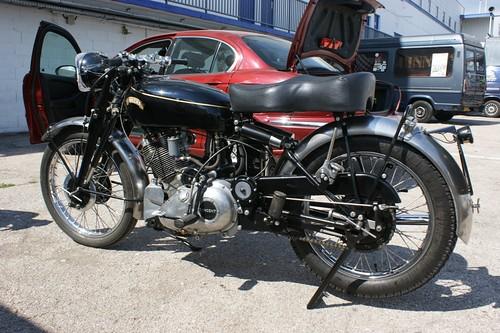 Vincent 500 Comet (1950)