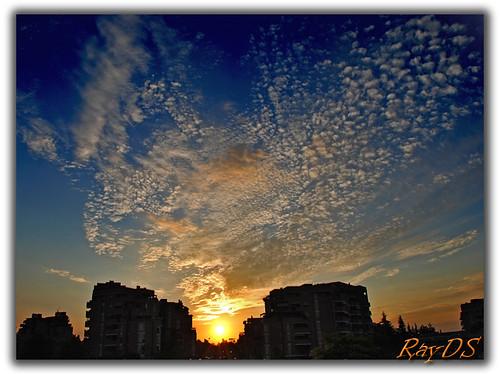 sky italy colors clouds italia tramonto nuvole cielo reno colori casalecchio forto rayds