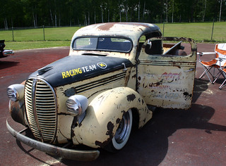 The Rat Rod