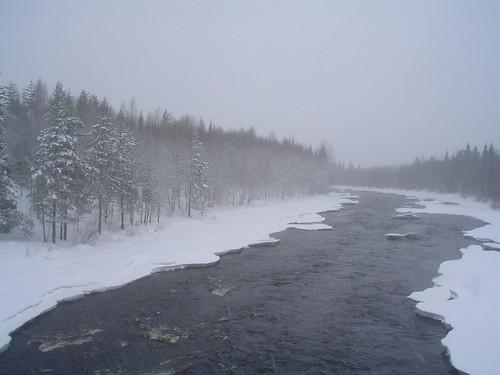 Circulo Polar Artico, Finlandia