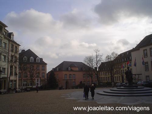 Cidade de Luxemburgo, Luxemburgo