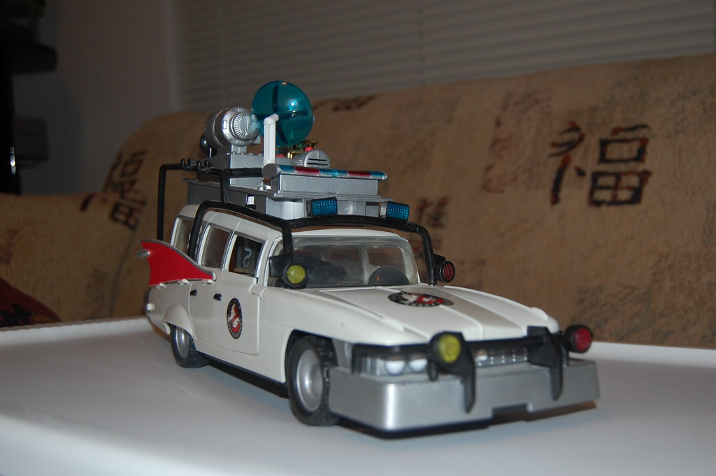 Extreme Ghostbusters Lot