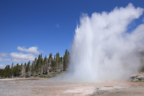 Grand fountain geyser 1