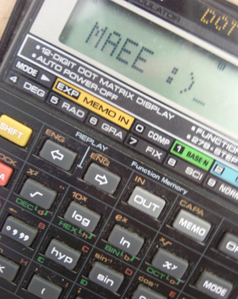 graphing calculator. sharp el738 financial calculator. calculator
