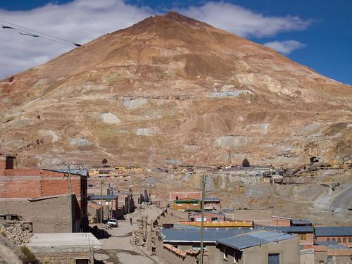 mountain view bolivia mining potosi cerrodepotosi