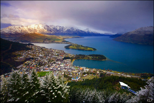 Queenstown & the Remarkables