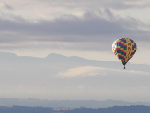 sky sunrise air balloon hotairballoon winecountry