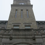 Marion County Courthouse Clock Tower