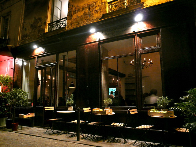 Restaurant frenchie flickr photo sharing for Restaurant cuisine francaise paris