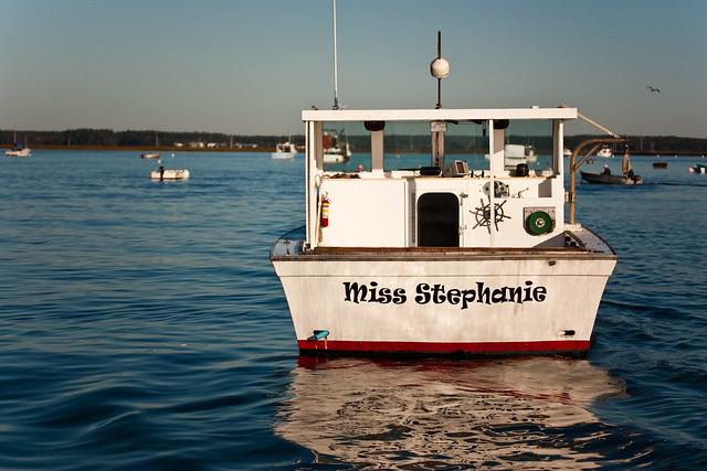 Miss stephanie flickr photo sharing for Hampton beach deep sea fishing