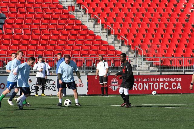 One One Three FC vs TRN All Stars | Flickr - Photo Sharing!