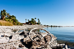 Salton Sea: Abandoned, camping, geology, Salvation Mountain, and more