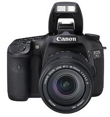 Neue Firmware für die Canon EOS 7D