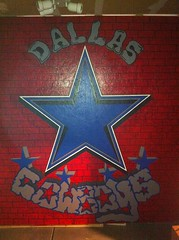 Cowboys custom painting (DONE!)