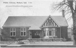 Hobart Public Library 1915