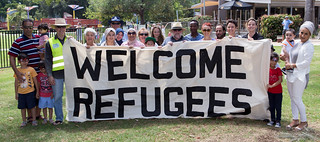 Refugee Welcome Barbecue