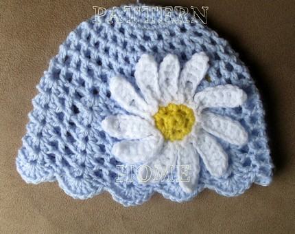 Crochet Baby Beanie Pattern Easy : CROCHET A BEANIE PATTERN ? Crochet For Beginners