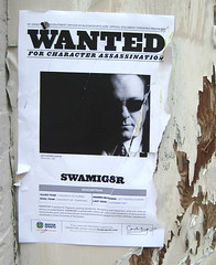 Wanted Poster - Swamig8r