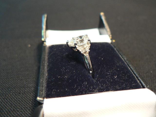 Estate Diamond Rings For Sale