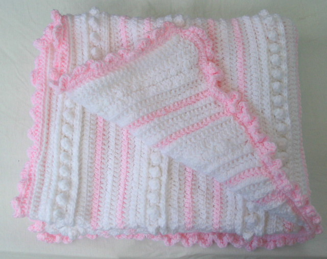 "TLC Home ""Free Knitting Patterns for Baby Blankets"""
