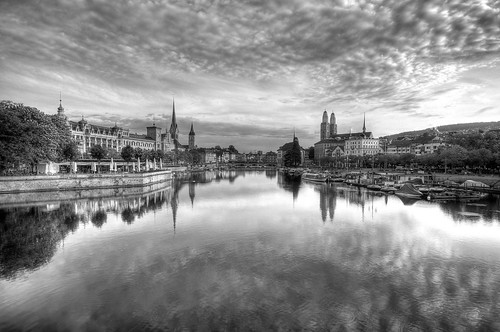 zurich without colors