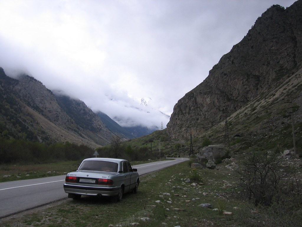 Volga in the Caucasus