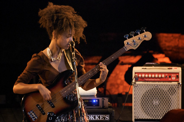 Esperanza Spalding - Estate fiesolana 2009