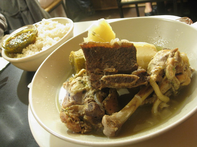 sancocho Colombiano – Colombian stew - traditional Colombian beef ...